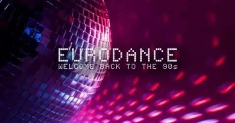 Eurodance 90s workshop på LL dance studio