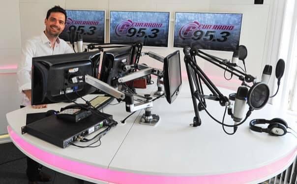 Tommy Papp på Fun radio
